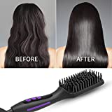 Ionic Hair Straightener Brush Upgrade