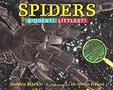 Spiders, Sandra Markle, 1590788753