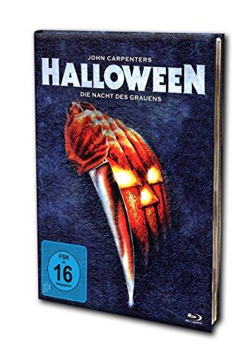 Halloween - Die Nacht des Grauens. Mediabook (wattiert) inkl. (Halloween Mediabooks)