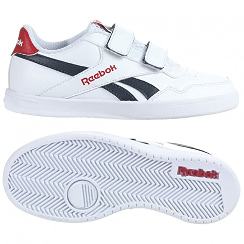 Reebok Royal Effect Alt - Zapatillas de running para niños Blanco / Azul / Rojo