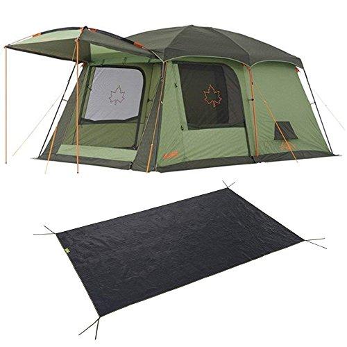 ロゴス 2点セット neos PANELコテージ L-AE テントぴったりグランドシートWXL テント 防水 LOGOS 71805016 71809710
