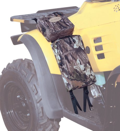 ATV Fender Pack, Mossy Oak - Fender Contour Black