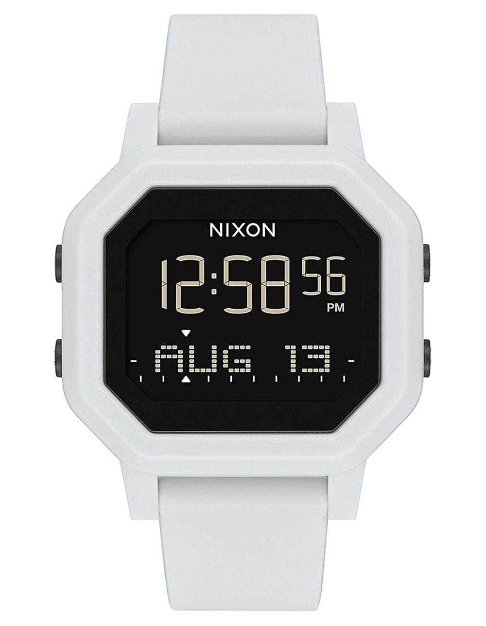 Soft Resistant Surf Digital Water Siren Nixon Band Silicone Watch38mmUltra Women's QWdorBeCx