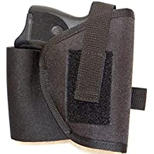 DTOM AH2 Big Man's Neoprene and Nylon Ankle Holster for Ruger LCP with Crimson Trace, Kahr P380 with Crimson Trace, and others (see full list below).