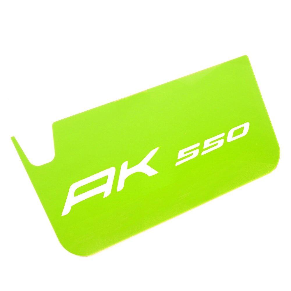 Motorrad Für KYMCO AK550 2017-18 Gepäckraum Partition Isolationsplatte