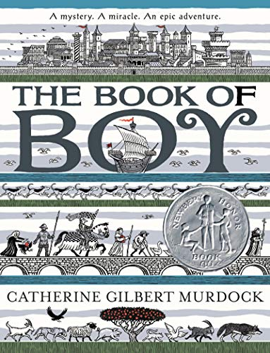 The Book of Boy by [Murdock, Catherine Gilbert]