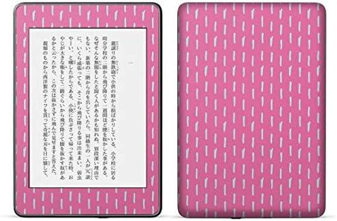 igsticker kindle paperwhite 第4世代 専用スキンシール キンドル ペーパーホワイト タブレット 電子書籍 裏表2枚セット カバー 保護 フィルム ステッカー 050436