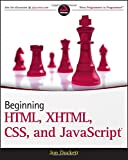 img - for Beginning HTML, XHTML, CSS, and JavaScript book / textbook / text book