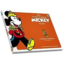 Os Anos de Ouro de Mickey. O Monarca de Medioka