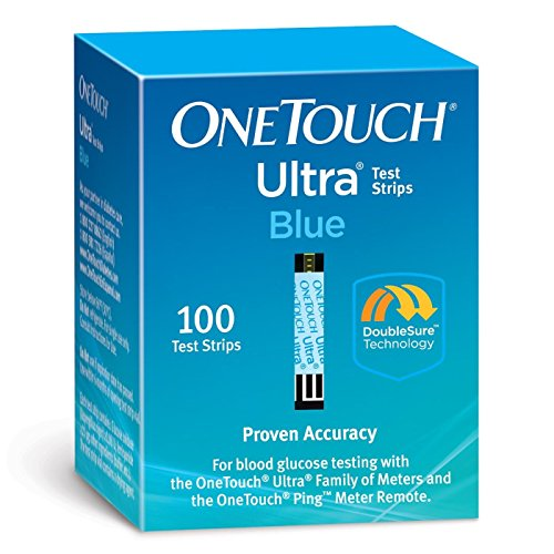 One Touch Ultra Test Blue product image
