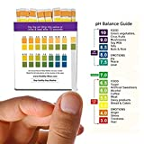 100pcs Splendid High Quality Accurate Results in 15 sec pH Test Strips