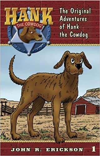 Image result for hank the cowdog
