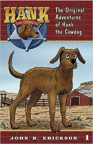 hank the dog books