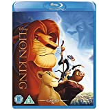 The Lion King [Blu-ray] [1994]