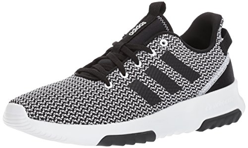 adidas Men's Cf Racer Tr Hiking Shoes, White/Black/White, (10 M ()