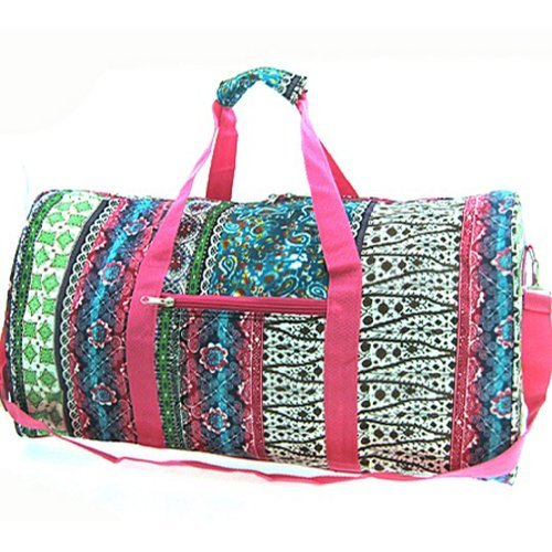 (BOHO Travel Gym Cheer Duffel Bag 21
