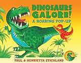 Dinosaurs Galore!, Paul Stickland and Henrietta Stickland, 1402764782