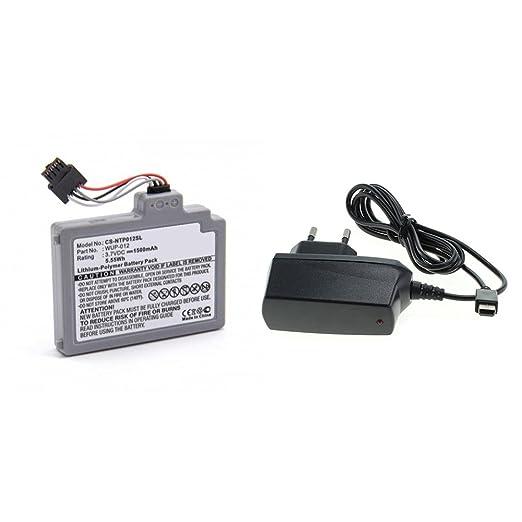 cellePhone batería Li-Polymer para Nintendo Wii U ...