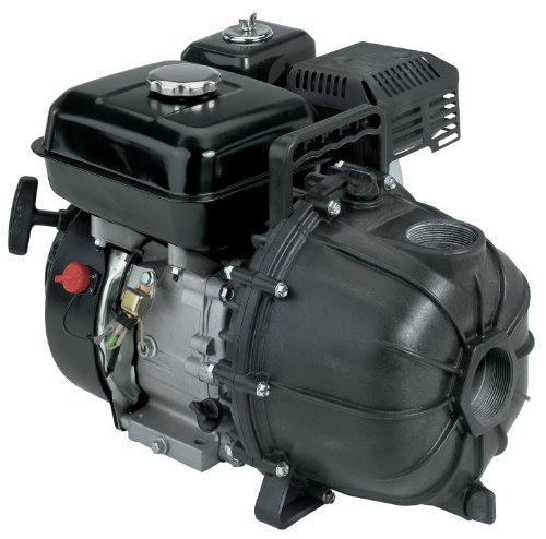 Pentair FP5455 Flotec Gas Engine Pump (Gas Water Power Engine Pump)