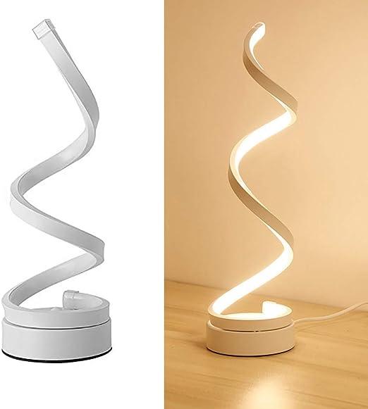 Comodino Lampade Camera Da Letto Design.Ourleeme Lampada Da Tavolo A Led Moderna Lampada Da Comodino A