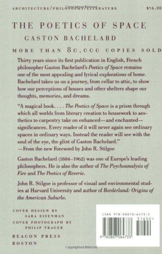 bachelard gaston the poetics of space pdf