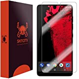 Essential Phone Screen Protector (PH-1), Skinomi TechSkin Full Coverage Screen Protector for Essential Phone Clear HD Anti-Bubble Film