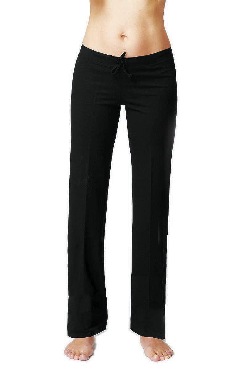 TLC Sport Women's Track Pant - Regular Leg Length - Black