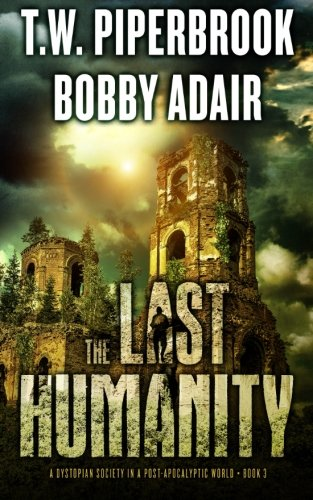 book cover of The Last Humanity