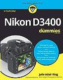 #8: Nikon D3400 For Dummies