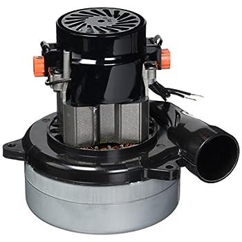 Image of Fan Motors Ametek-Motors Motor 116474-00, 5.7 Inch 120 Volt B/2 Stage Tangential Bypass