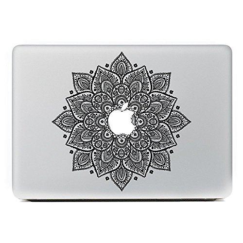 ArtDura Leaves Removable Vinyl Decal Sticker Skin for Apple