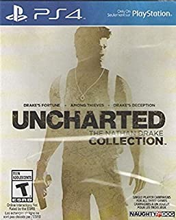 UNCHARTED: The Nathan Drake Collection - PlayStation 4 (B00YQM1PNY) | Amazon price tracker / tracking, Amazon price history charts, Amazon price watches, Amazon price drop alerts