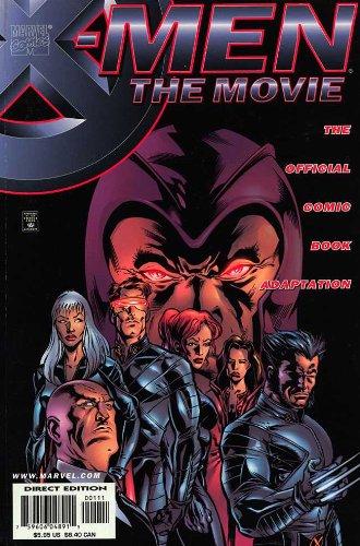 X-Men Movie Adaptation, Edition# 1 PDF