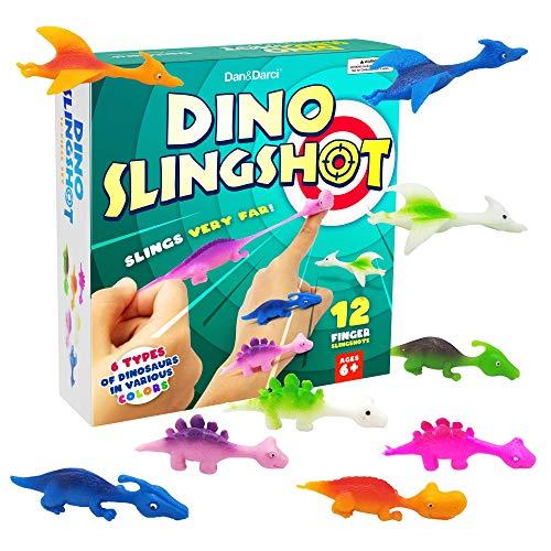 DanDarci Dinosaur Rubber Finger