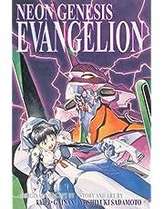 NEON GENESIS EVANGELION 3IN1 TP VOL 01 (C: 1-0-2)