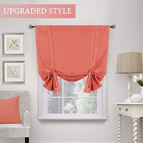 H.VERSAILTEX Blackout Curtain for Small Window, Thermal Insu