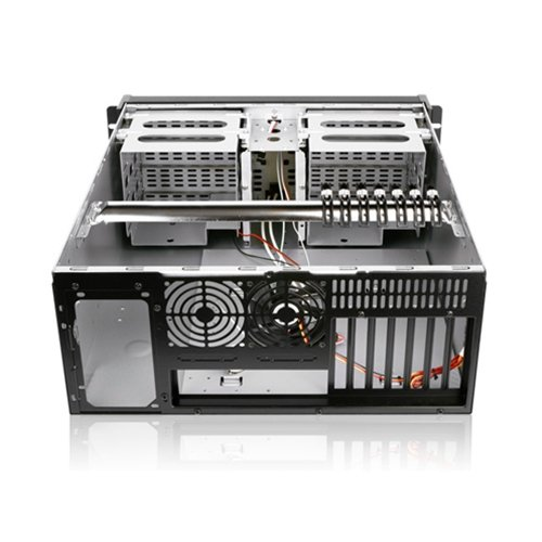 iStarUSA D Storm D-400-6 4U Rackmount Server Chassis with No Power Supply by iStarUSA (Image #3)
