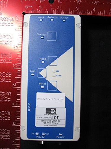 Brook Automation Tlg S2 1000 S1 00Eb Transponder Reader Rfid