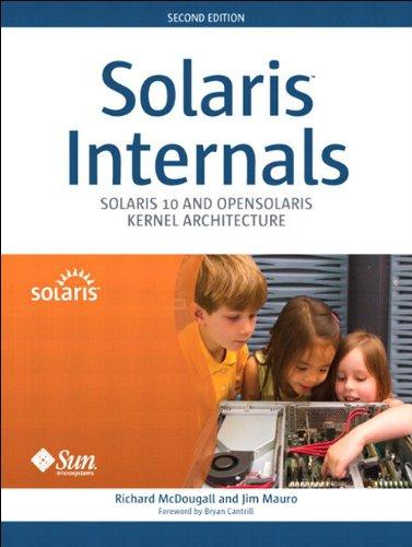 Solaris Internals: Solaris 10 and OpenSolaris Kernel Architecture (paperback)