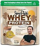 Jay Robb Enterprises - Whey Chocolate Isolate, 12 oz powder