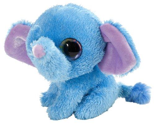 Wild Republic Elephant Plush, Stuffed Animal, Plush Toy, Zoo Plush, L'Il Sweet & Sassy, 5