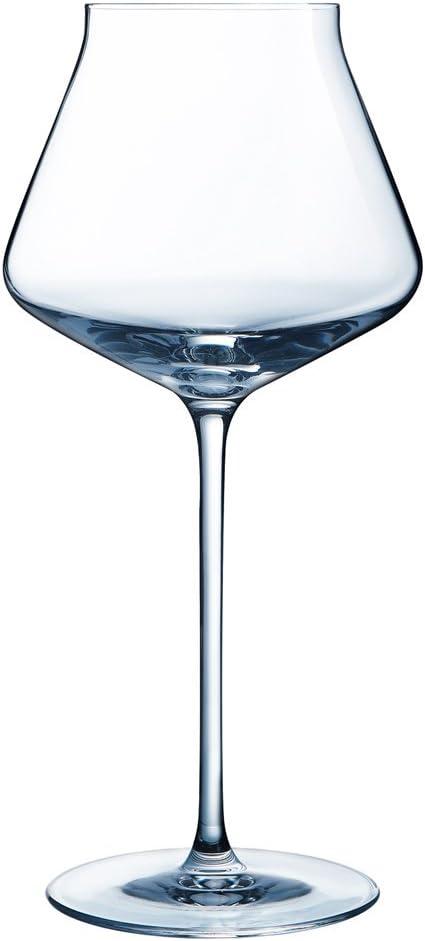 Chef & Sommelier RevealUp Intense copa para vino 550ml, sin la marca de llenado, 6 Copa