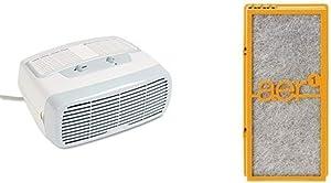 Holmes HEPA Type Desktop Air Purifier with Smoke Grabber Filter