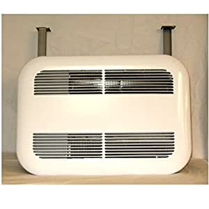 Bathroom ceiling heater solutions the stelpro sk1501w puts for Best heating options for home