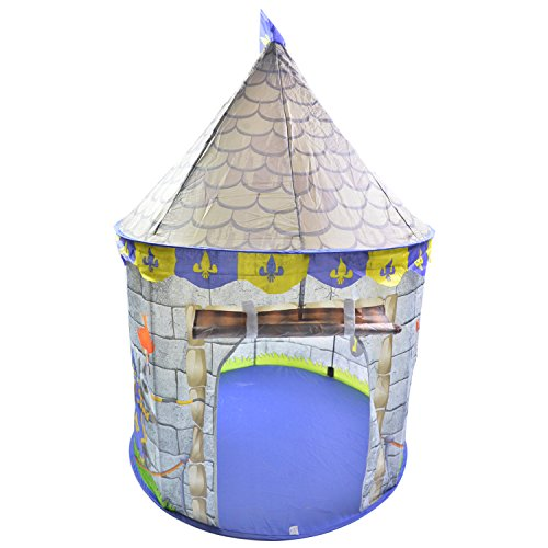 DOIT Children Small Play Tent, Castle Tent for Fun Girls And Boys Play Toys