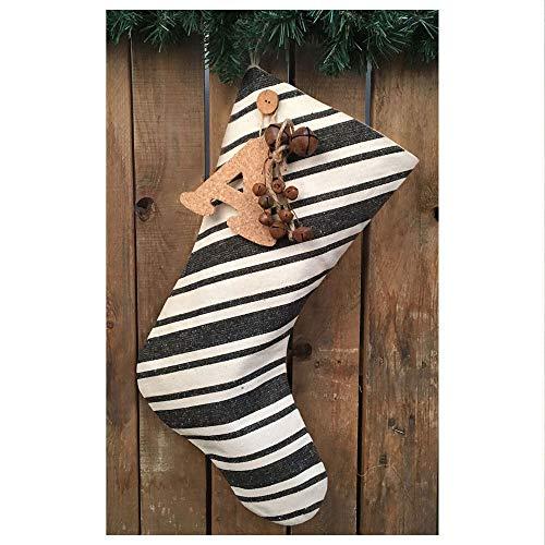 Stripe Gray Charcoal (Jubilee Creative Studio 18