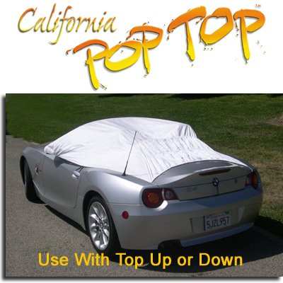 Porsche Boxster Honda S2000 California PopTop Interior Cover compatible with BMW Z4 Use with Top UP or Down. C14