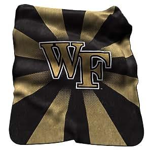 Brand New Wake Forest Demon Deacons NCAA Raschel Throw