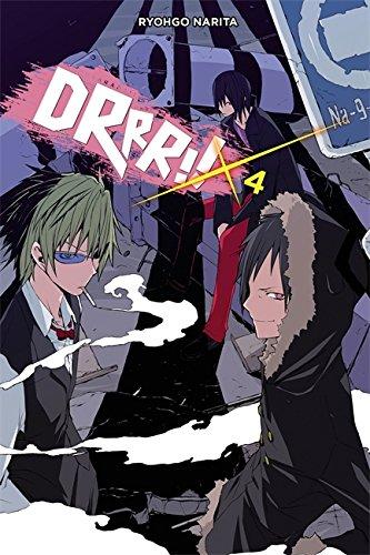 Durarara!!, Vol. 4 (light novel) (Durarara!! (novel), Band 4)