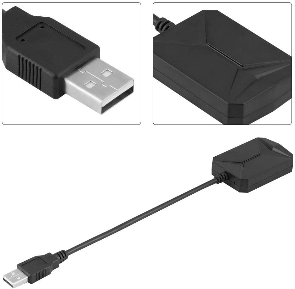 Reifendruckkontrollsystem USB TPMS Externe Sensoren f/ür Android Car Navigation Display f/ür alle Autos
